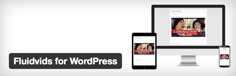 Fluidvids for WordPress