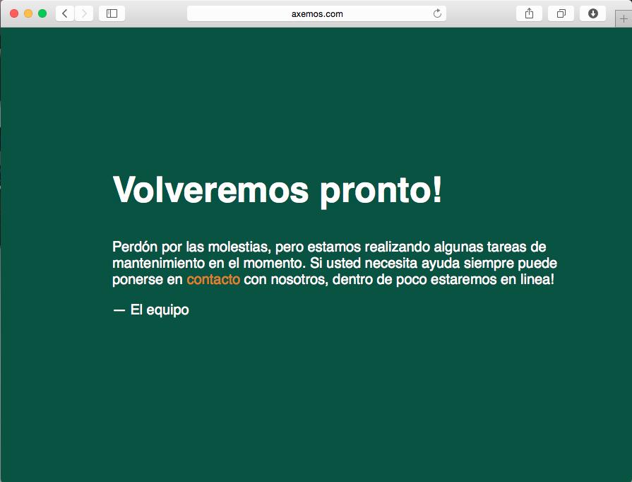 mantenimiento en WordPress
