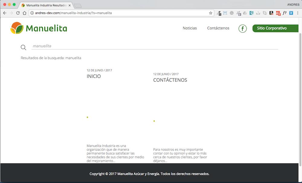 Limitar las búsqueda a los posts en WordPress 0