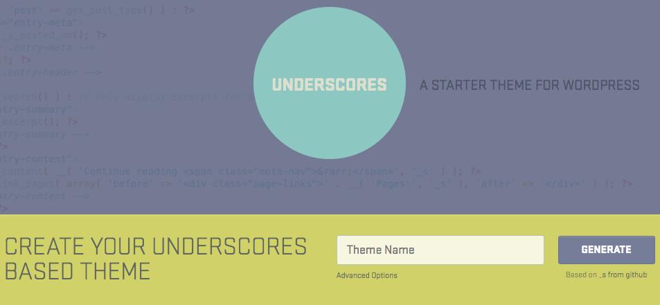 Generadores de código para WordPress 0