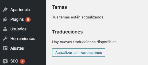 Cómo traducir WooCommerce al Español 1